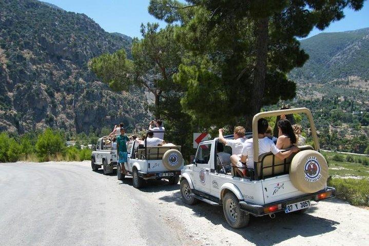 Safari Adventure in the mountains from Kemer, Kemer, Turkey