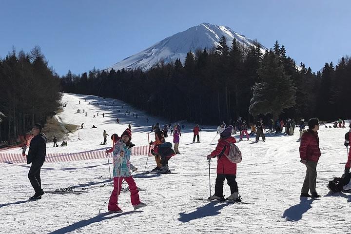 Fujiten Snow Resort and Lake Kawaguchi Day Trip from Tokyo, Tokyo, JAPON