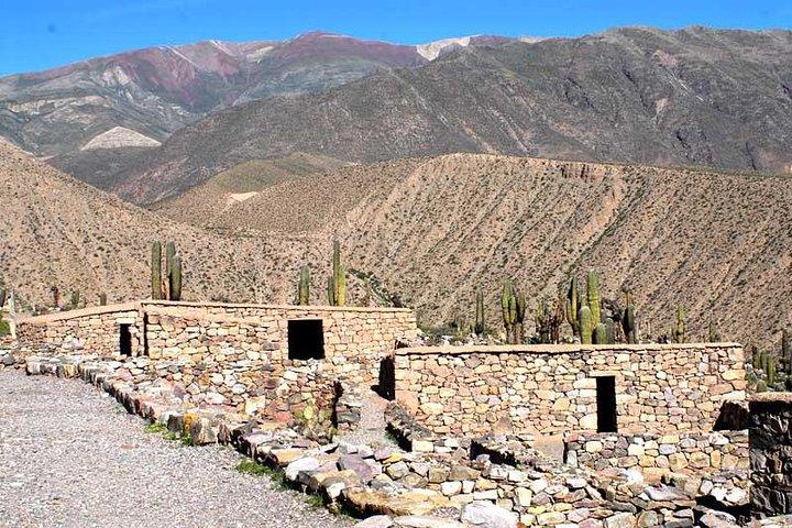 Full-Day Tour to Humahuaca, Purmamarca and Tilcara, Salta, ARGENTINA