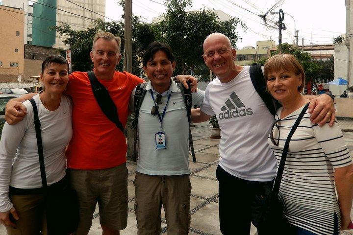 Recorrido privado a pie por Lima, Lima, PERU