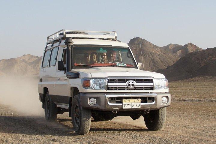 Judean Desert Safari Jeep Tour from Jerusalem or Tel Aviv, Herzliya, ISRAEL