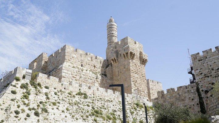 City of David and Underground Jerusalem Historical and Biblical Trip, Herzliya, ISRAEL