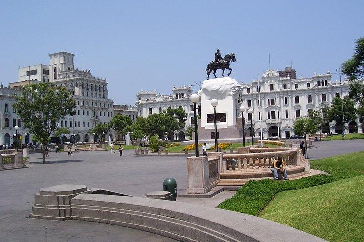 Half-Day Private Lima City Tour, Lima, PERU