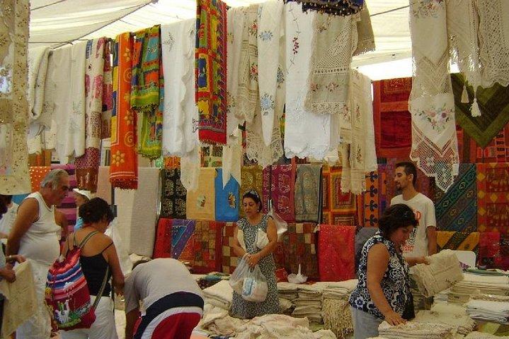 Food Market and Kayakoy