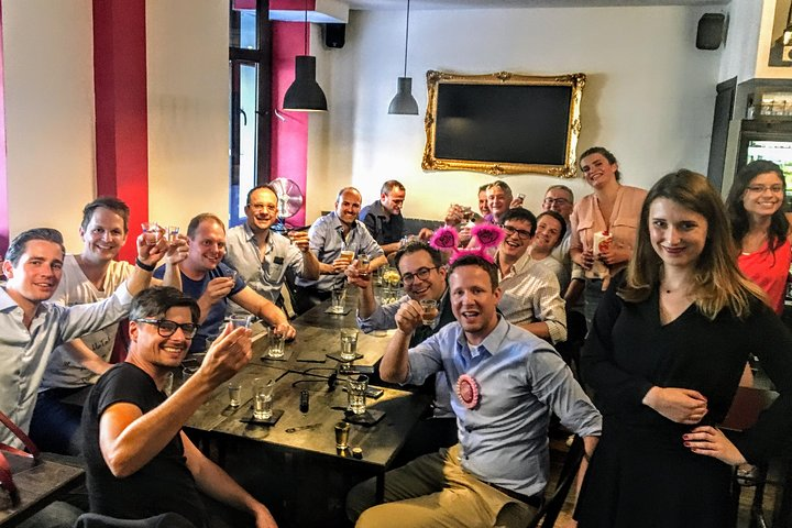 The Full Polish Food & Vodka Experience, Warsaw, Poland