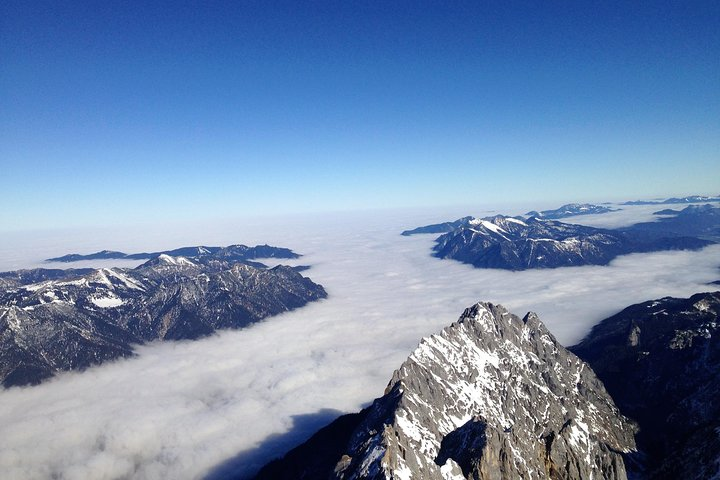 A Private Day Tour of Garmisch-Partenkirchen and the Zugspitze Mountain, Garmisch Partenkirchen, GERMANY