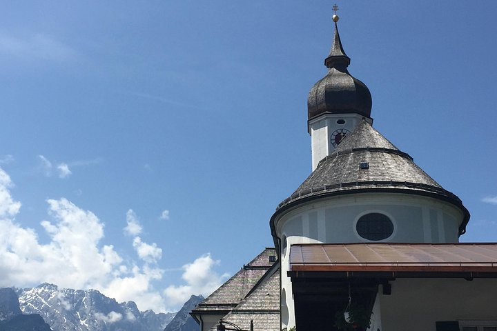 A Private Day Tour of Garmisch-Partenkirchen and the Zugspitze Mountain, Garmisch Partenkirchen, ALEMANIA