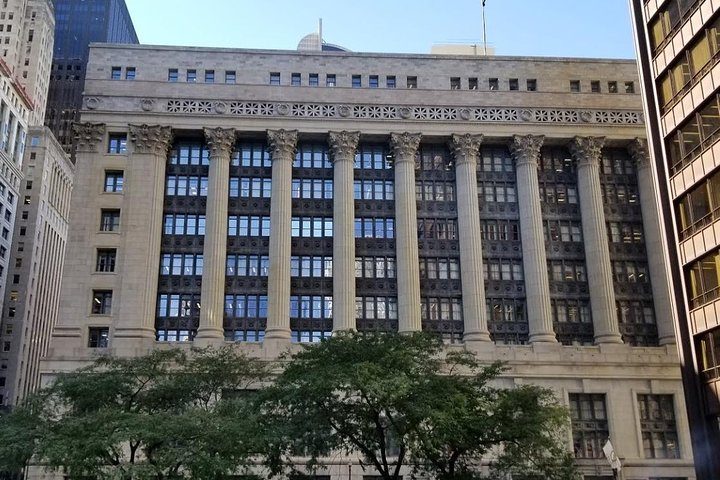 Recorrido circular a pie por Chicago, Chicago, IL, ESTADOS UNIDOS