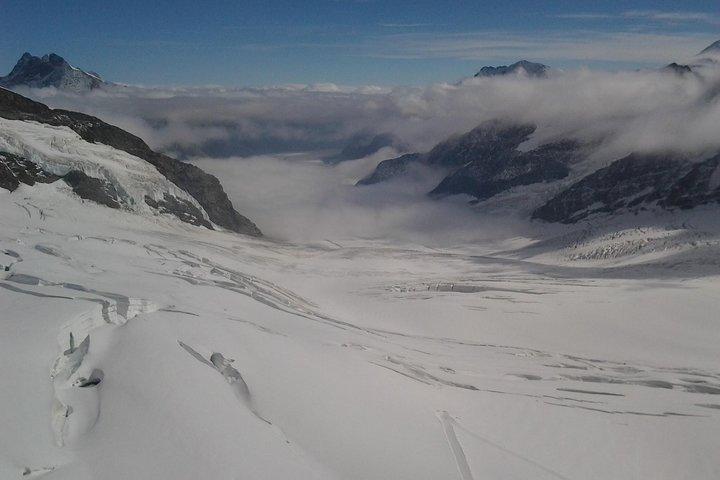 Self-Guided Tour: Jungfraujoch - Top of Europe, Lausana, SUIZA
