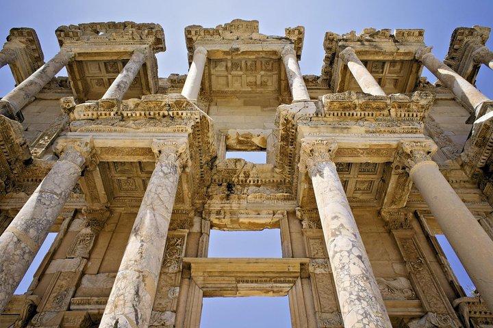Ancient City of Ephesus From Kusadasi with Private Guide and Van, Kusadasi, Turkey