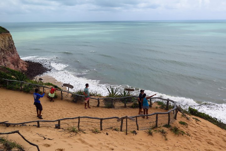 Excursión guiada de 3 horas en bicicleta y caminata por Pipa, Natal, BRASIL