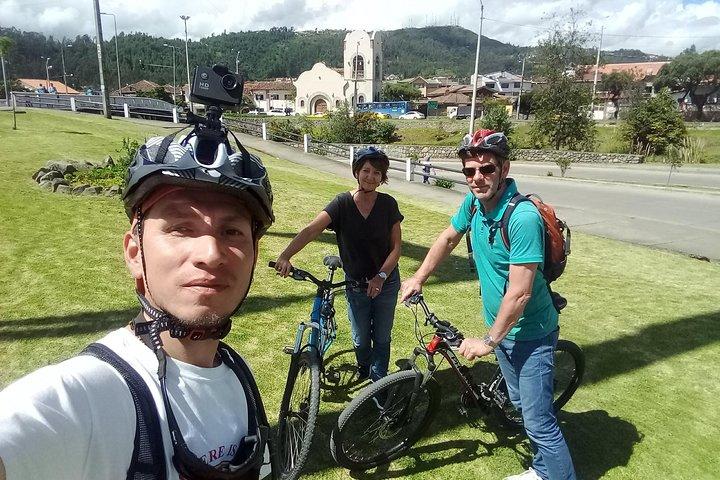 Excursión de medio día en bicicleta y a pie de la ciudad de Cuenca, Ecuador, Cuenca, ECUADOR