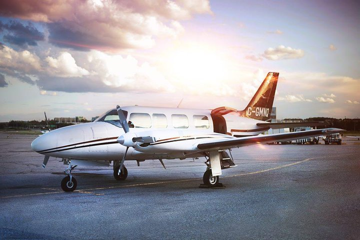 Exhilarating 120km Aerial Tour of Toronto with iflyTOTO, Toronto, CANADA