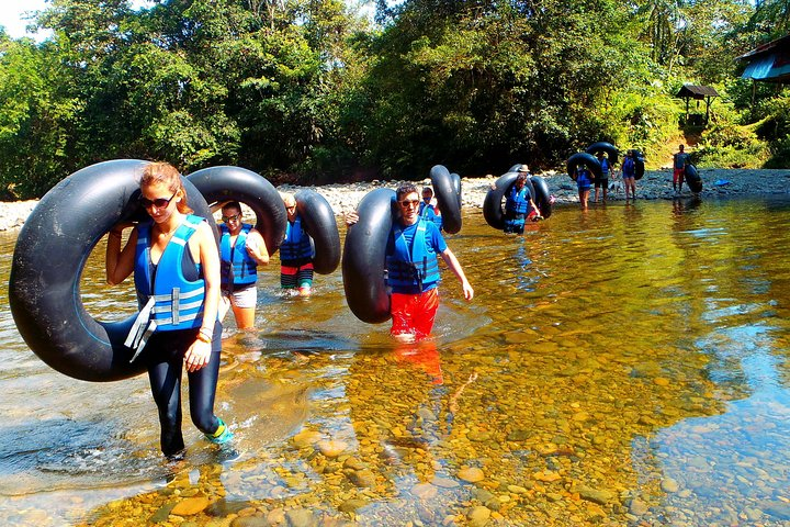 San Cipriano Natural Reserve in the Rainforest - Adventure, Nature and River Day, Cali, COLOMBIA