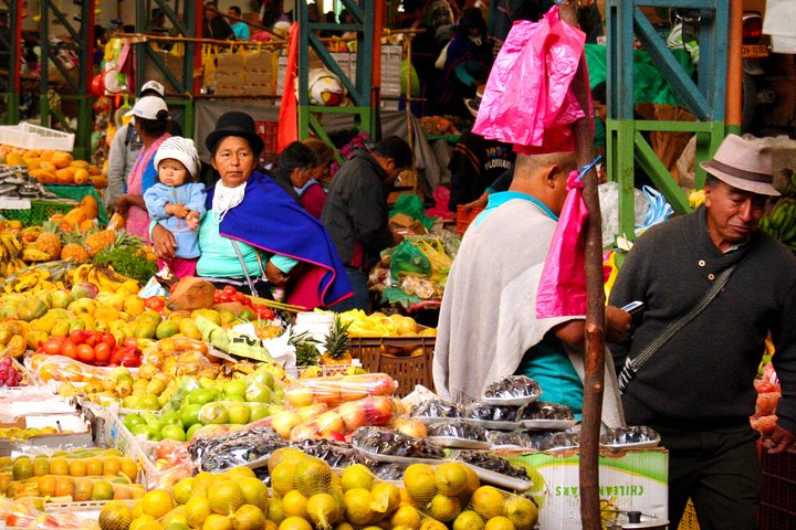 Silvia Indigenous Market - Live The Colorfull MISAK Experience, Cali, COLOMBIA