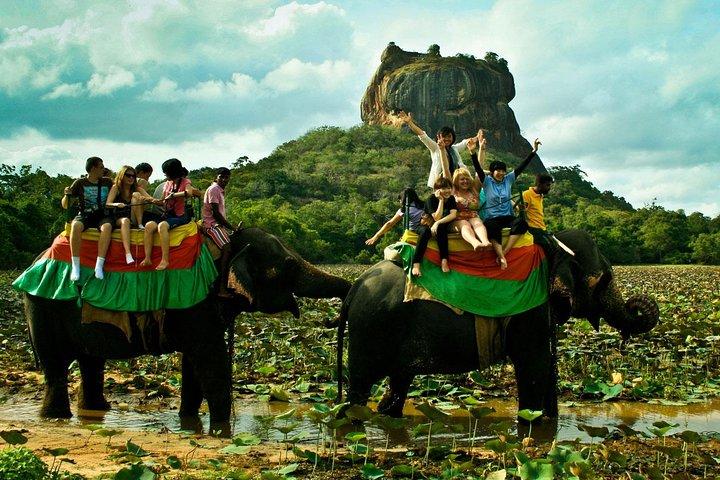 Full Day Tour To Sigiriya And Dambulla, Negombo, Sri Lanka