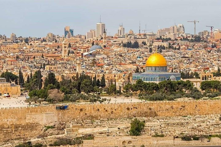 Jerusalem and Bethlehem small group tour from Ashdod Port 2020, Asdod, ISRAEL