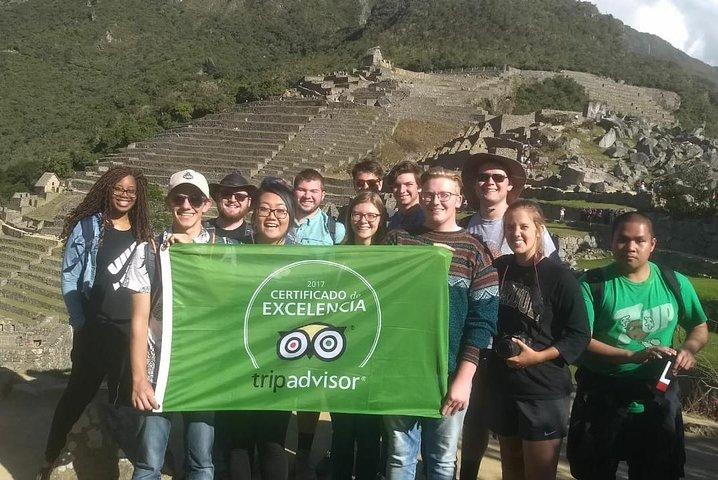 Dia inteiro em Huayna Picchu e Machu Picchu, Cusco, PERU