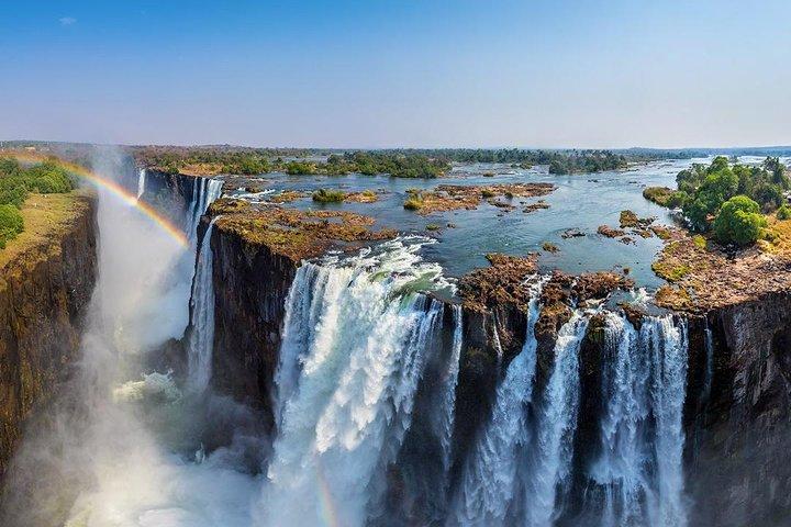 Full Day Victoria Falls incl lunch and Devils Pool 10h ZIMBABWEAN & ZAMBIAN SIDE, Cataratas Victoria, Zimbabwe