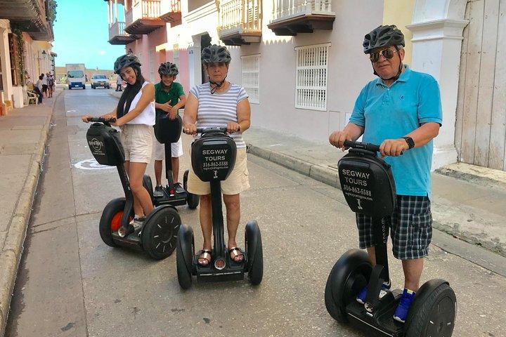 Sightseeing Segway Tour 4:00pm, Cartagena de Indias, COLOMBIA