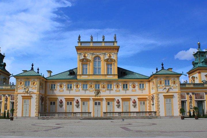 Wilanow Royal Palace : PRIVATE TOUR /inc. Pick-up/, Varsovia, POLONIA
