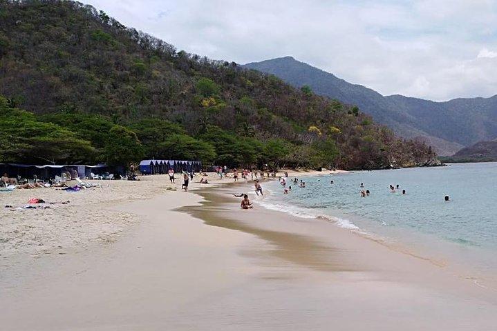 Wonderful Full-Day Tayrona Park Tour from Cartagena, Crystal Beach Sector., Cartagena de Indias, COLOMBIA