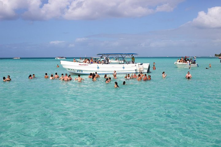 12hrs Sightseeing Tours in Saona Catamaran with lunch, ,