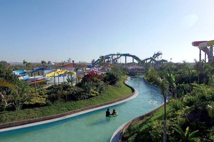 Skip the Line: Aquatico Inbursa Waterpark Ticket, Veracruz, MEXICO