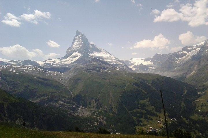 Zermatt Village Matterhorn Area plus Mt. Gornergrat Private Tour from Bern, Berna, SUIZA