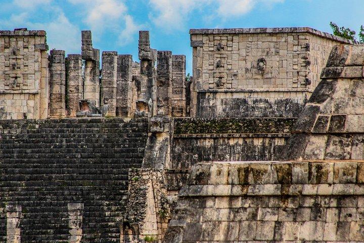 Chichen Itza Options with Cenote and Valladolid City, Playa del Carmen, MÉXICO