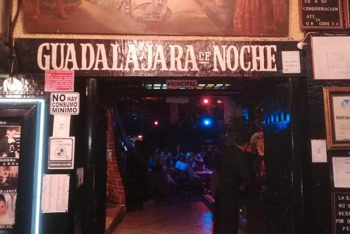Garibaldi Night Tour, Ciudad de Mexico, Mexico