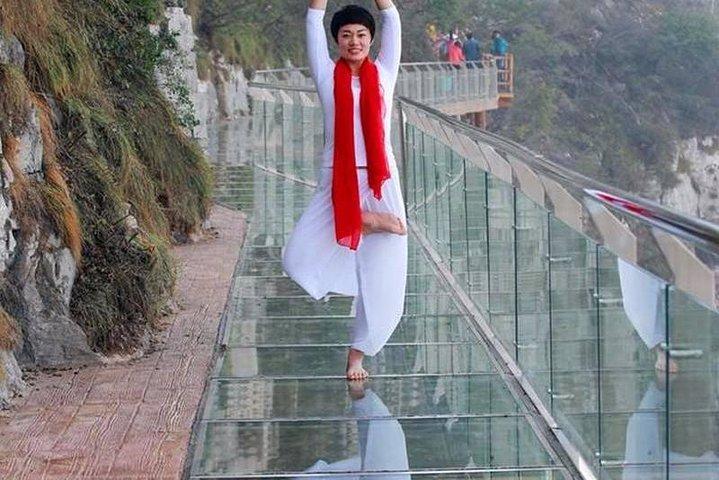 Private Independent Tour to Yuntai Mountain from Zhengzhou, Zhengzhou, CHINA