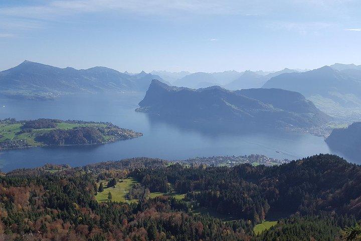 Lake Luzern pick and mix Tour - Burgenstock, Rigi Seebodenalp and Luzern, Lucerna, Switzerland