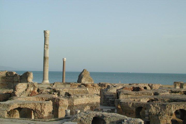Full-Day Tour to Carthage, Sidi Bou Said, and Bardo Museum from Sousse, Monastir, TUNEZ