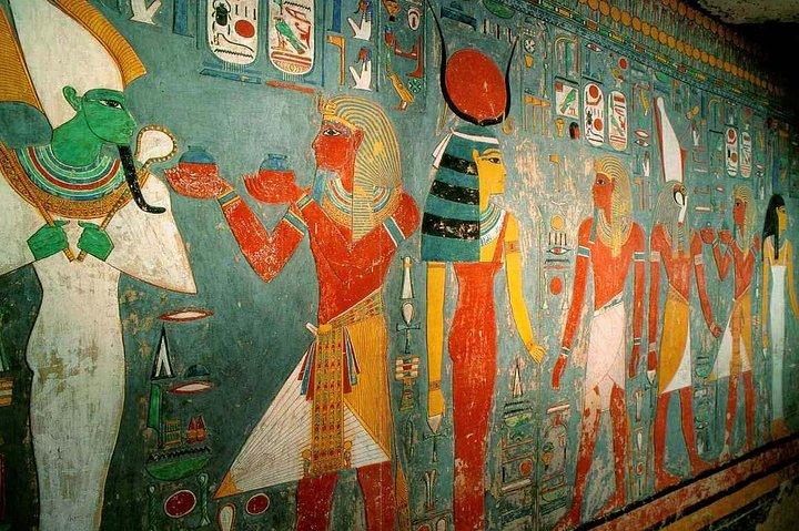 Luxor day tour from Marsa Alam, Marsa Alam, Egito