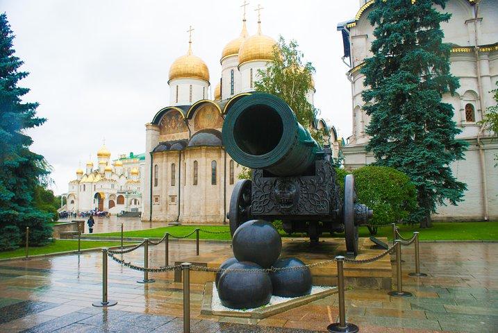 Moscow Kremlin Skip-the-line Private Walking Tour, Moscovo, RÚSSIA
