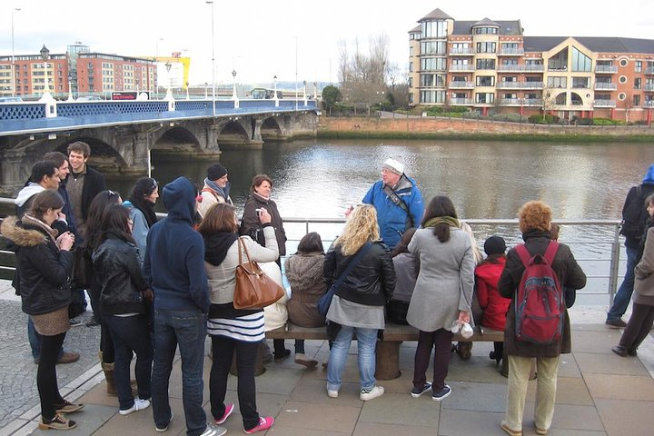 Belfast Troubles Tour: Walls and Bridges, Belfast, IRLANDA