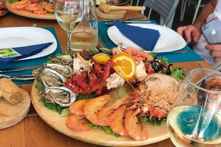 Algarve Bike and Food Tour with Sea Food and Wine Tasting, Albufeira, PORTUGAL