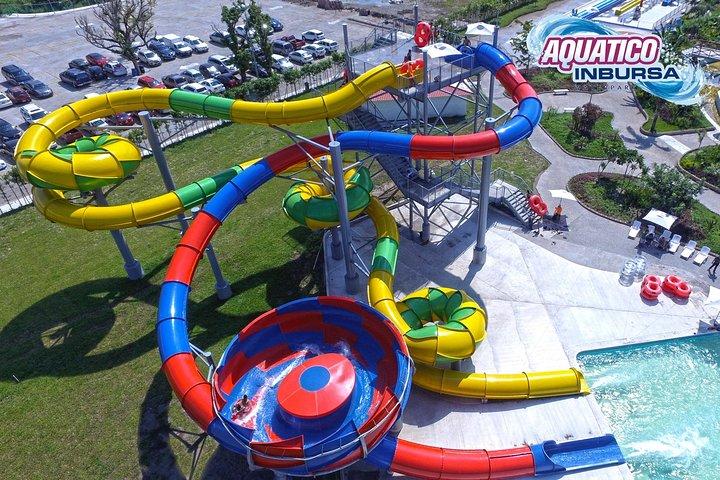 Adrenaline and Fun Aquatic park, Veracruz, MEXICO