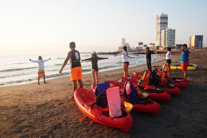 Live a Kayak Experience, Veracruz, MEXICO