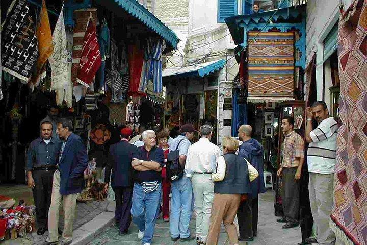 Full-Day Kairouan and El Jem Tour from Sousse, Monastir, TUNEZ