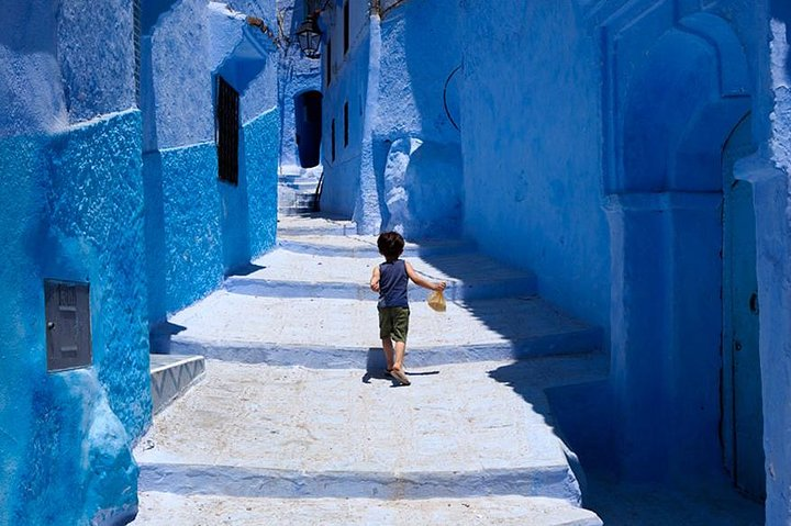 Private Day Tour to Chefchaouen from Fez, Fez, MARROCOS
