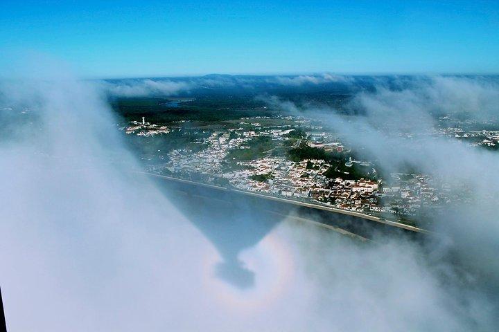 Paseo en globo con bebida gratuita desde Coruche, Lisboa, PORTUGAL