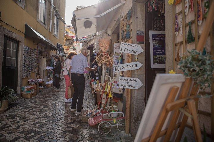 Excursión privada a Sintra, Cabo da Roca, Cascais, Lisboa, PORTUGAL