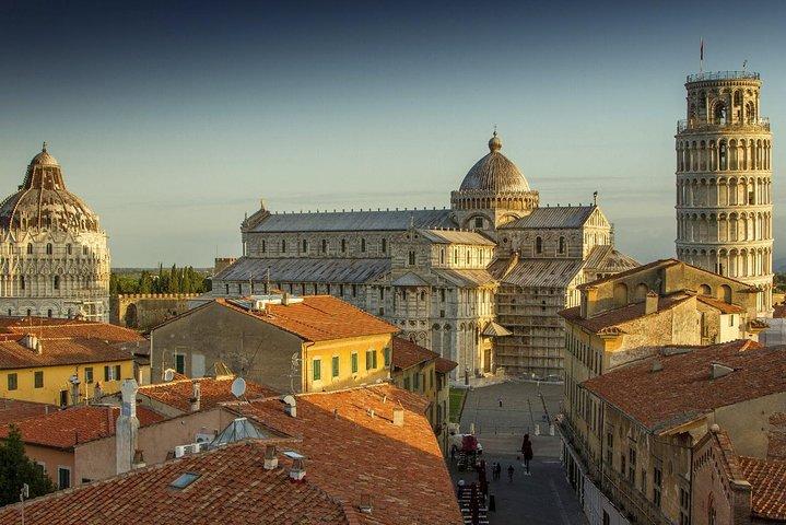 Explore Pisa City with Skip-The-Line Leaning Tower Climbing, Pisa, ITALIA