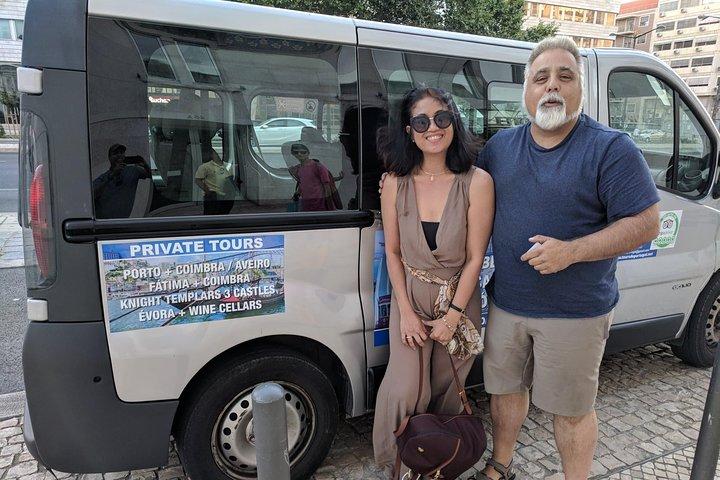 Excursión de día completo para grupos pequeños a Fátima y Óbidos y Nazaré, Coimbra, PORTUGAL