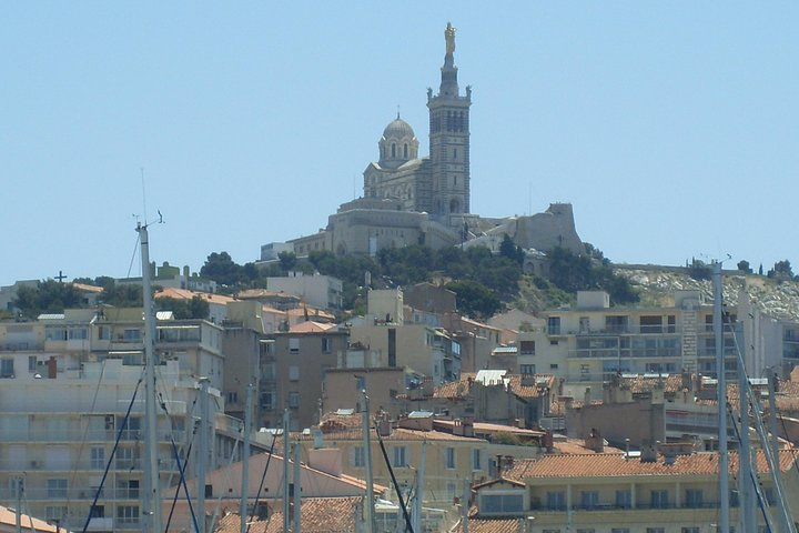 Provence Small-Group Sightseeing Tour: Marseille, Aix-en-Provence and Cassis, Marsella, FRANCIA