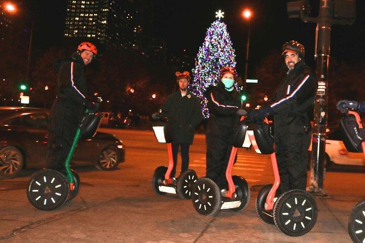 Recorrido en Segway por la iluminación navideña en Chicago de 2 horas, Chicago, IL, ESTADOS UNIDOS