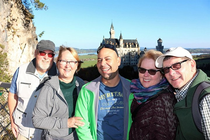 Neuschwanstein and Linderhof Castle Private Tour from Munich, Munich, GERMANY