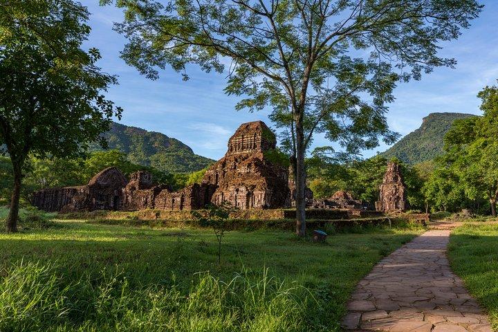 Half-day MY SON SANCTUARY TOUR from HOI AN, Hoi An, VIETNAM